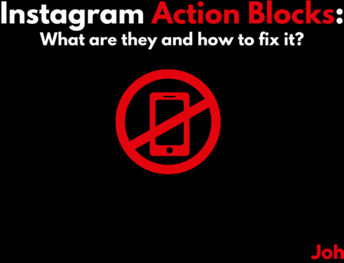 Instagram Action Blocks – What is it and how to fix it?