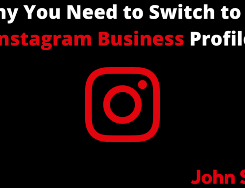 Why You Need to Switch to an Instagram Business Profile