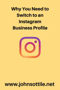 Instagram Business Profile Cover
