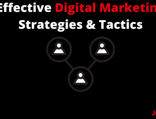 Effective Digital Marketing Tactics and Strategies