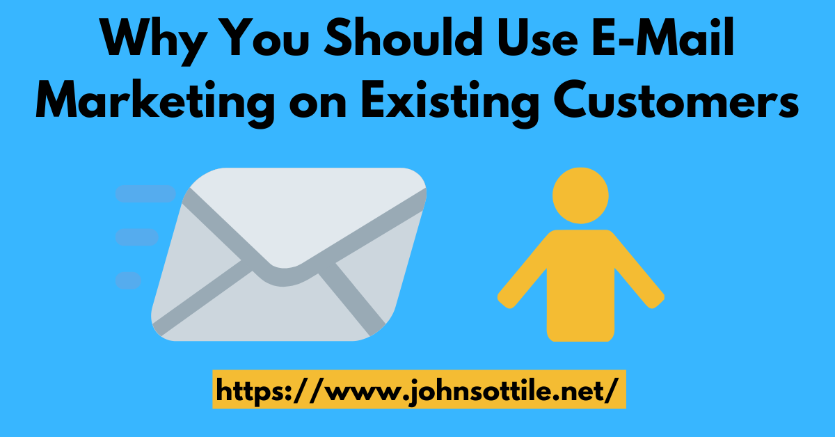 e-mail marketing to existing customers featured image