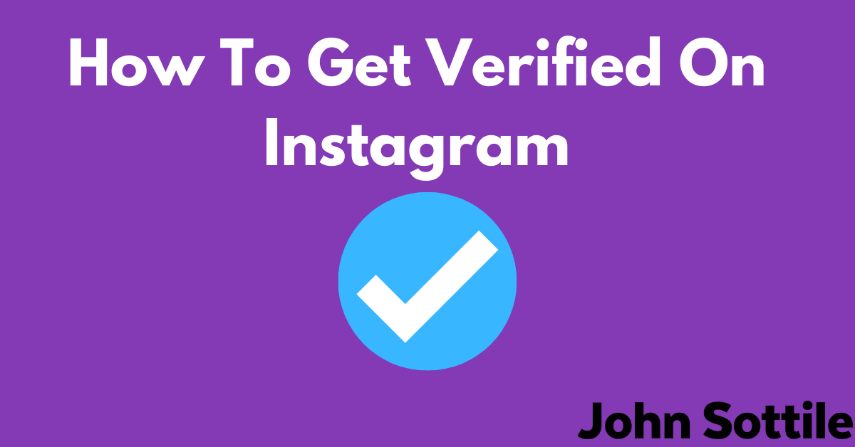 How to get verified on Instagram cover