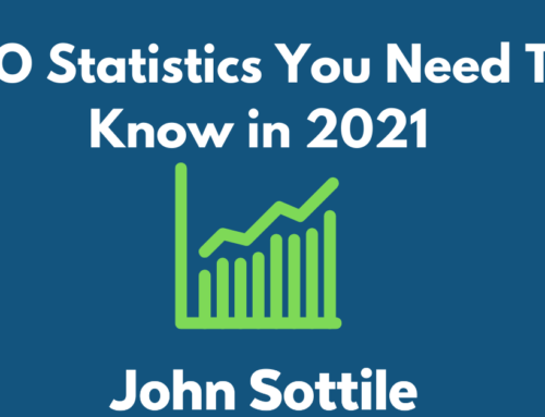 SEO Statistics for 2021 (Infographic)
